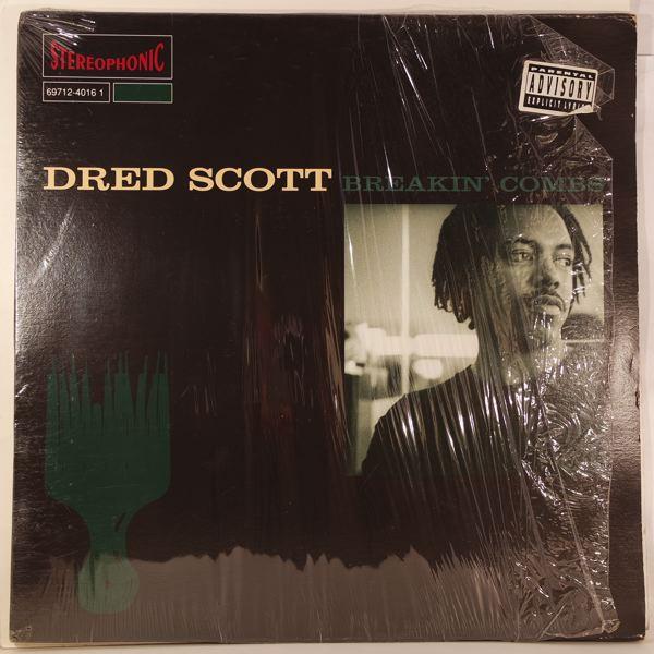 DRED SCOTT - Breakin' Combs - LP x 2