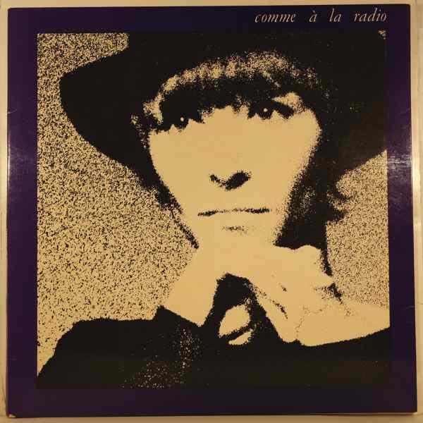 BRIGITTE FONTAINE WITH ART ENSEMBLE OF CHICAGO - Comme A La Radio - LP
