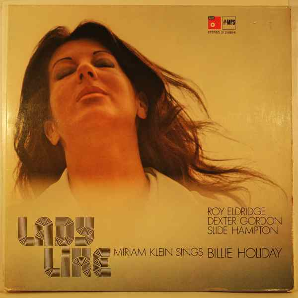 MIRIAM KLEIN - Lady Like - LP