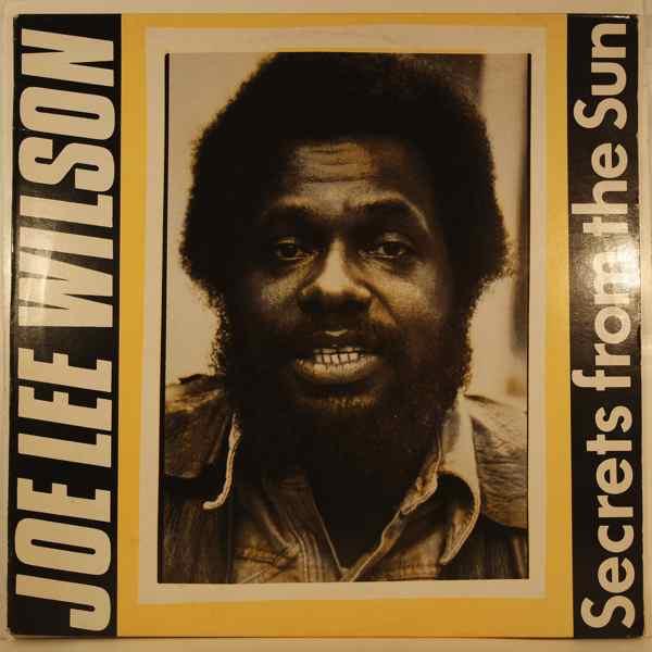 Joe Lee Wilson Secret From The Sun
