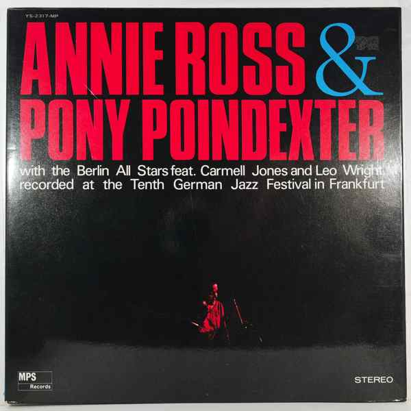 Annie Ross & Pony Poindexter With the Berlin All Stars