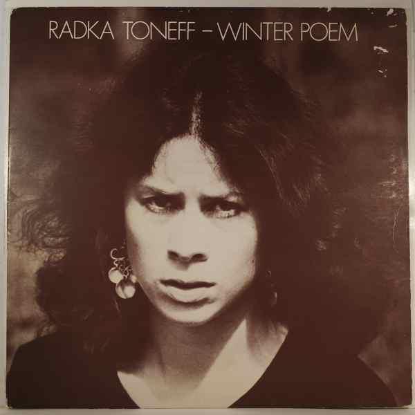 RADKA TONEFF - Winter Poem - LP