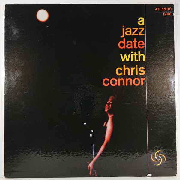 CHRIS CONNOR - A Jazz Date With Chris Connor - LP