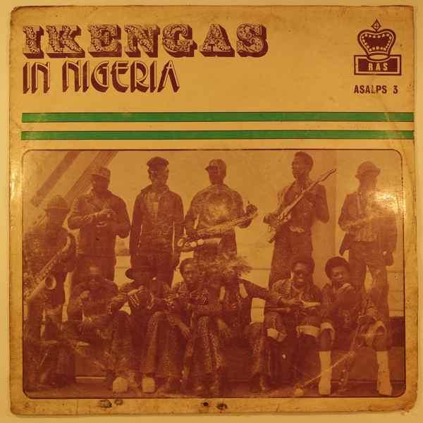 IKENGA SUPER STARS OF AFRICA - In Nigeria - LP