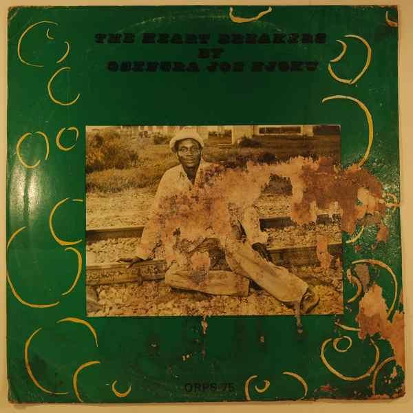 OSENGRA JOE NJOKU - The heartbreakers - LP
