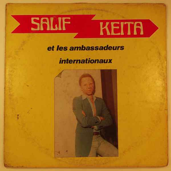 SALIF KEITA ET LES AMBASSADEURS INTERNATIONAUX - Same - LP