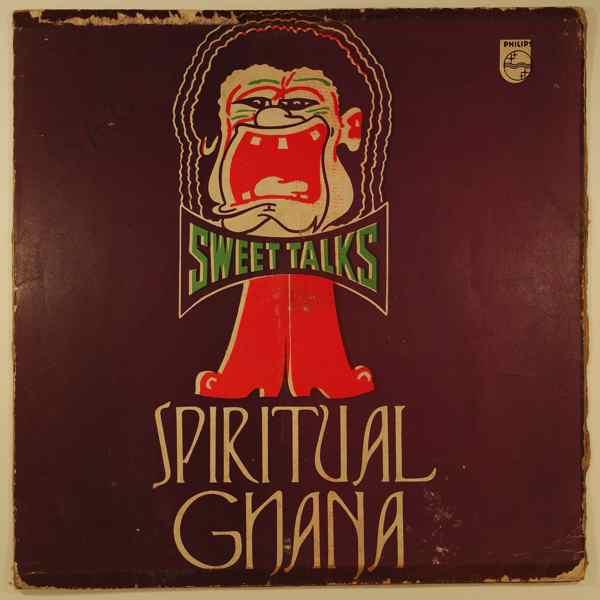 SWEET TALKS - Spiritual Ghana - LP