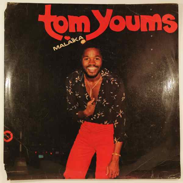 TOM YOUMS - Malaika - LP