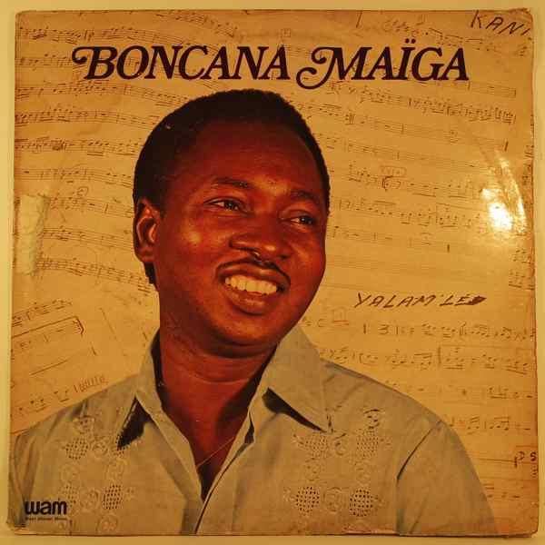 BONCANA MAIGA - Same - LP