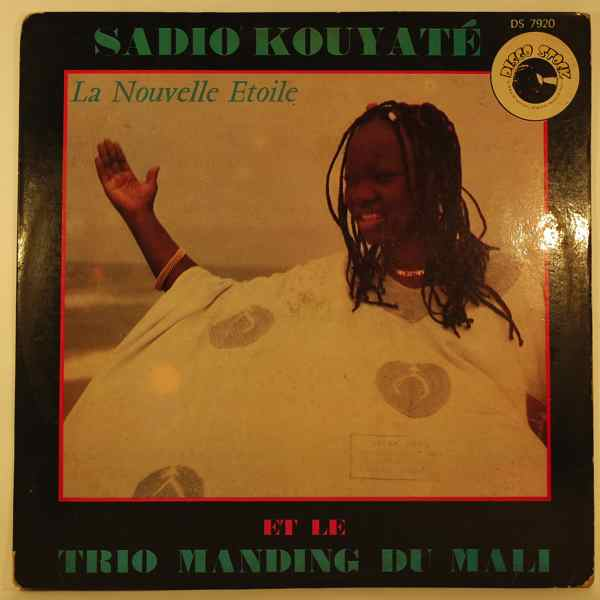 SADIO KOUYATE ET LE TRIO MANDING DU MALI - La nouvelle etoile - LP