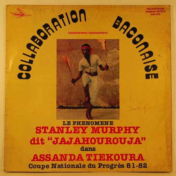 STANLEY MURPHY - Assanda Tiekoura - LP