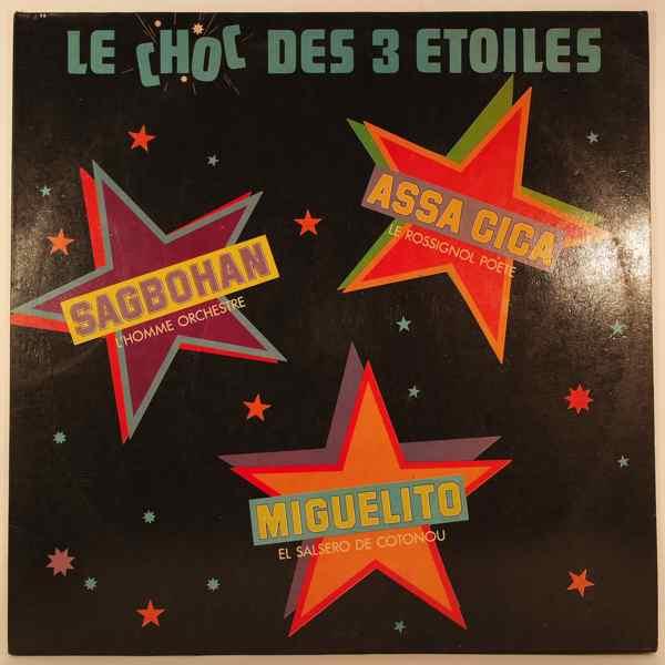 VARIOUS - Le choc des 3 etoiles - LP