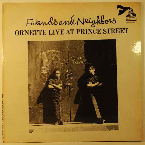 ORNETTE COLEMAN - Friends And Neighbours - LP