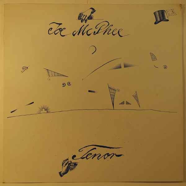 JOE MCPHEE - Tenor - LP