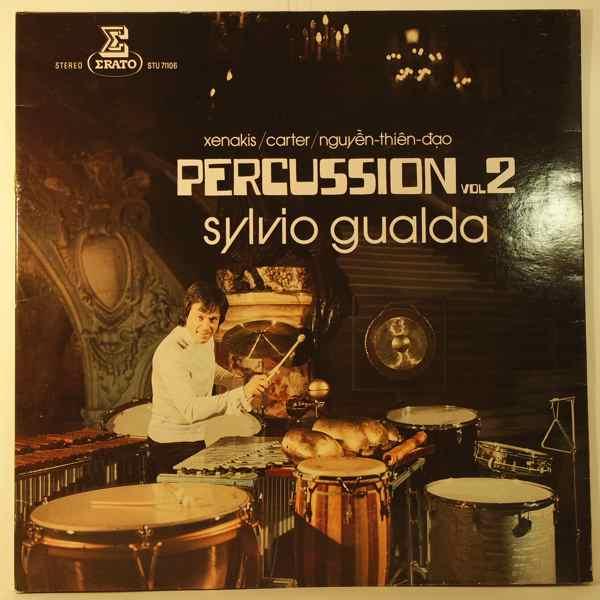 SYLVIO GUALDA - Percussion Vol. 2 - LP