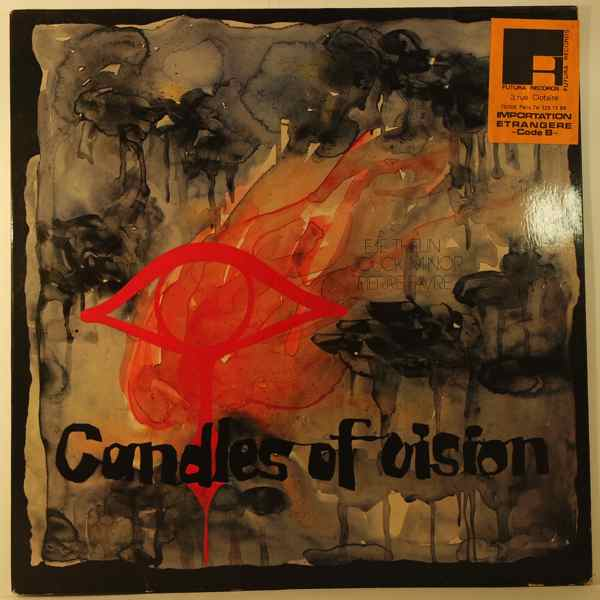 EJE THELIN - Candles Of Vision - LP