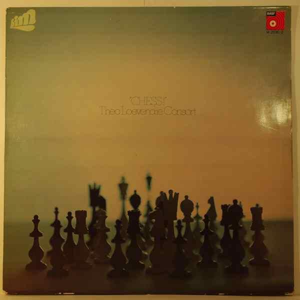 THEO LOEVENDIE CONSORT - Chess! - LP
