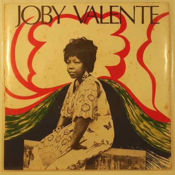 JOBY VALENTE - Disque la raye - 7inch (SP)
