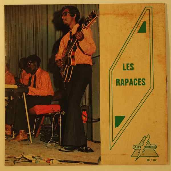 LES RAPACES - Rose-Marie - 7inch (SP)