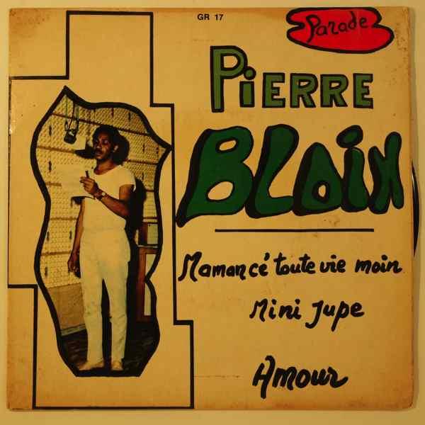PIERRE BLAIN - Maman ce toute vie moin +2 - 7inch (SP)