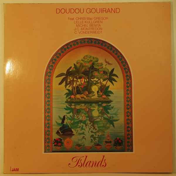 DOUDOU GOUIRAND - Islands - LP