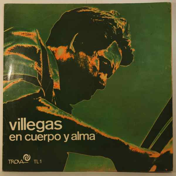 ENRIQUE VILLEGAS - En Cuerpo Y Alma - LP