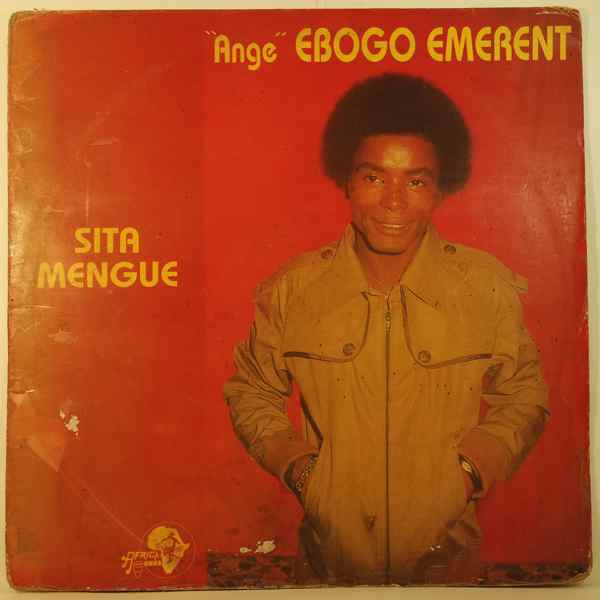 ANGE EBOGO EMERENT - Sita Mengue - 33T