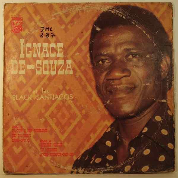 IGNACE DE SOUZA - Same - LP