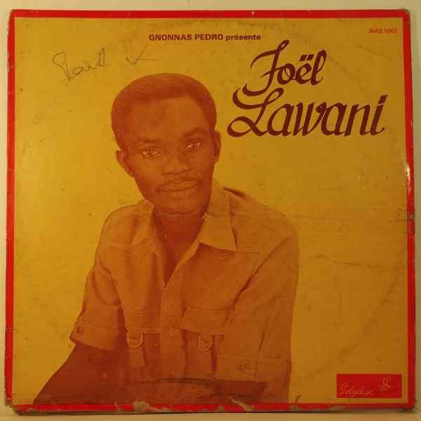 JOEL LAWANI - Same - LP
