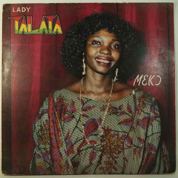 LADY TALATA - Meko - LP