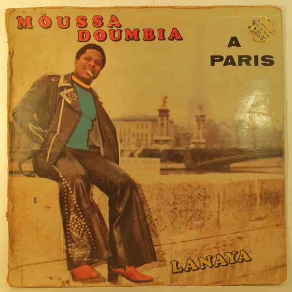 MOUSSA DOUMBIA - A Paris - 33T