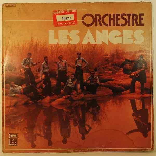 ORCHESTRE LES ANGES - Same - LP