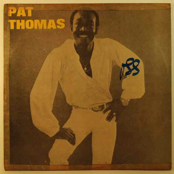PAT THOMAS - 1980 - LP