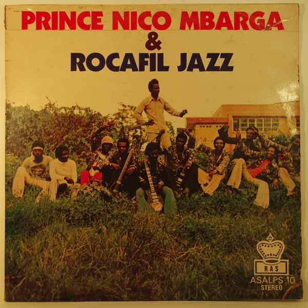 PRINCE NICO MBARGA & ROCAFIL INTERNATIONAL - Same - 33T