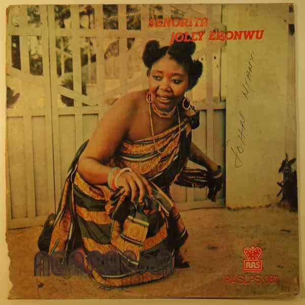 SENORITA JOLLY EBONWU - Agaracha - LP