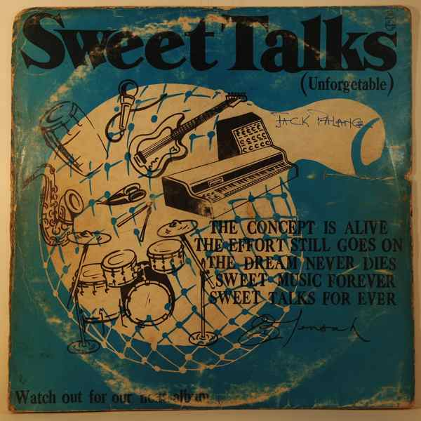 SWEET TALKS - Unforgetable - 33T