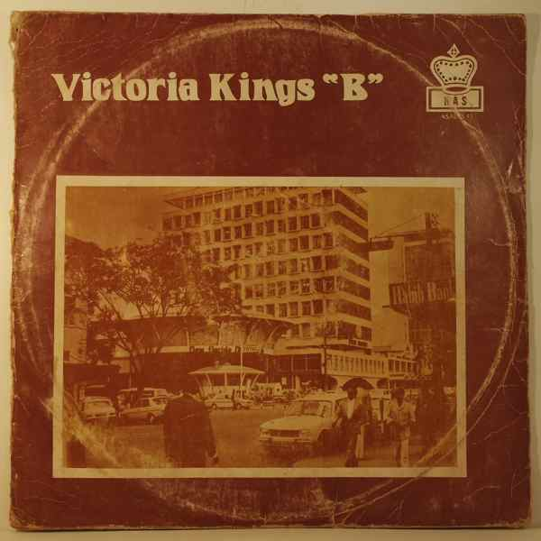 VICTORIA KINGS 'B' - Same - 33T