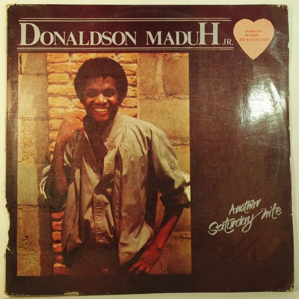 DONALDSON MADUH JR. - Another Saturday night - 33T