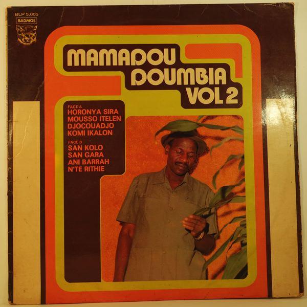 MAMADOU DOUMBIA - Vol. 2 - 33T