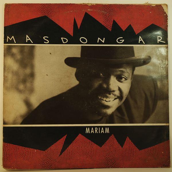 MASDONGAR - Mariam - 33T