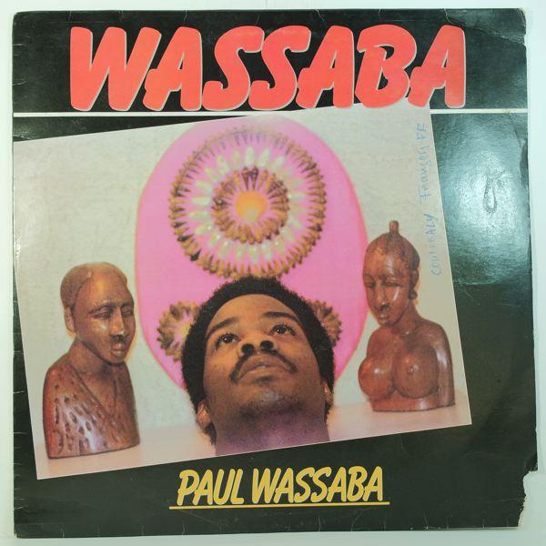 PAUL WASSABA - Wassaba - 33T