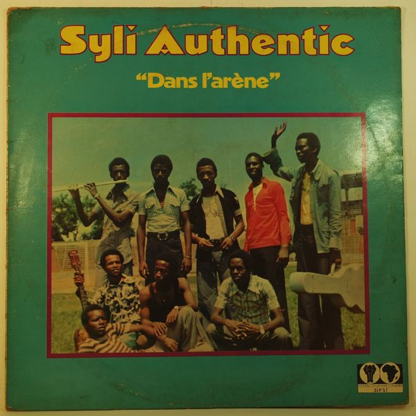 SYLI AUTHENTIC - Dans l'arene - 33T