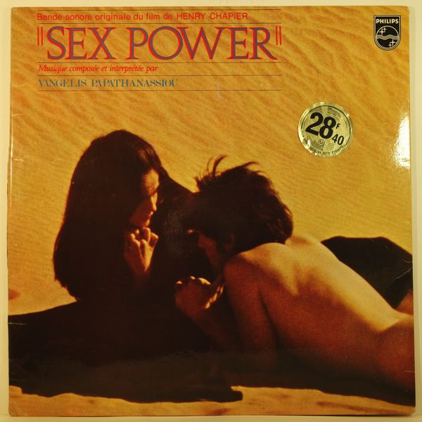 VANGELIS PAPATHANASSIOU - Sex Power - 33T