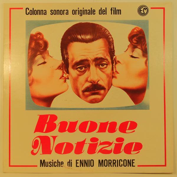 ENNIO MORRICONE - Buone Notizie - LP