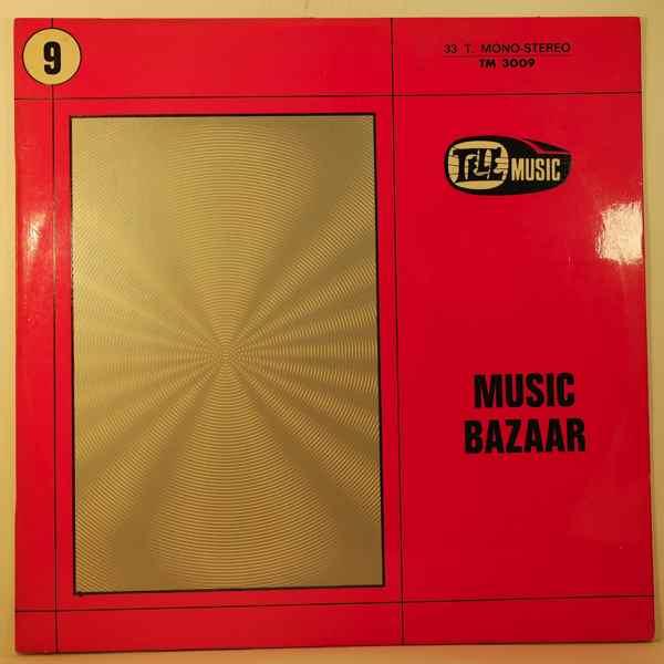 JEAN-JACQUES DEBOUT / YANCO NILOVIC - Music Bazaar - LP