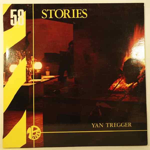 YAN TREGGER - Stories - LP