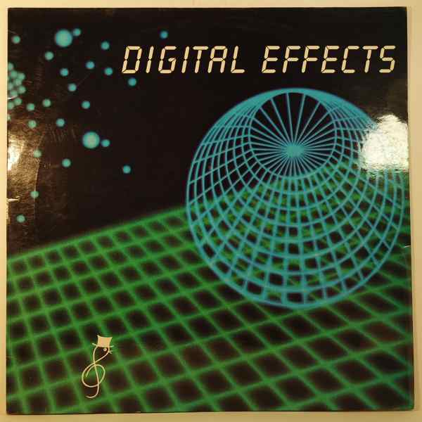ROBERT GRETCH & TONY GARCIA - Digital Effects - LP