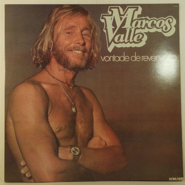 Marcos Valle Vontade De Rever Voce