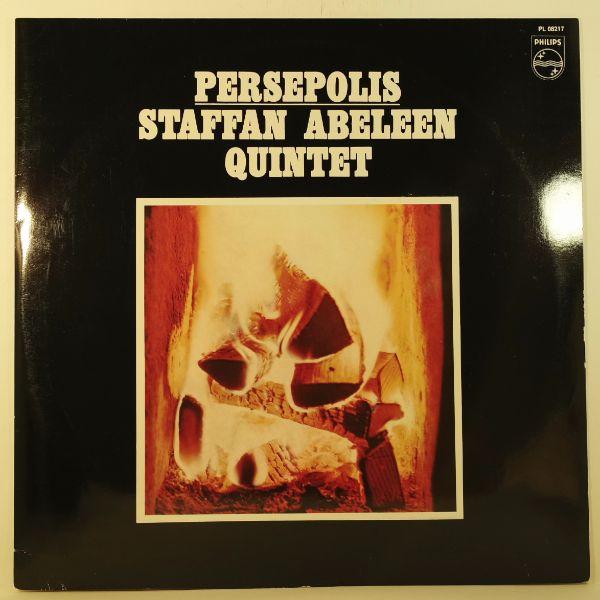 STAFFAN ABELEEN QUINTET - Persepolis - LP