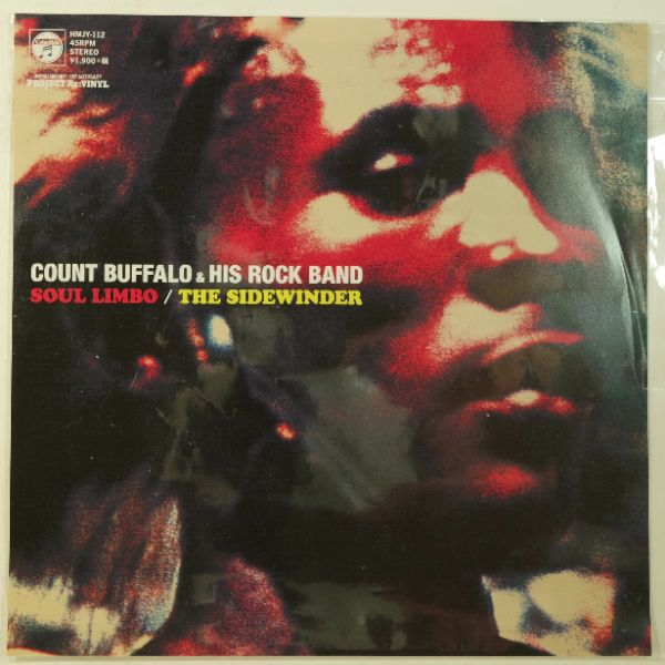 Count Buffalo & His Rock Band Soul Limbo / The Sidewinder